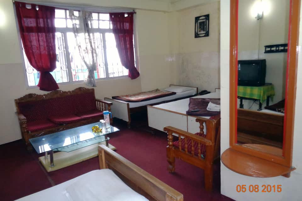 Mazong Residency, M G Road, Mazong Residency