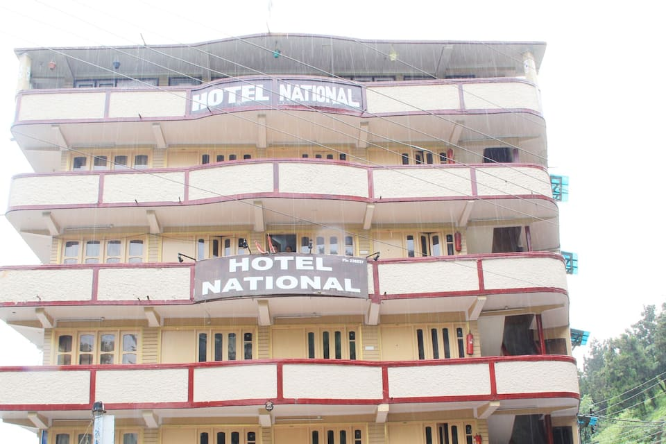 Hotel National, Talital, Hotel National