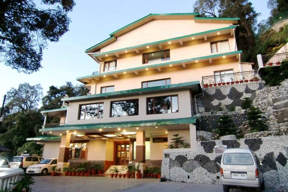 Hotel Madhuban Highlands, Brightland Estate, Hotel Madhuban Highlands