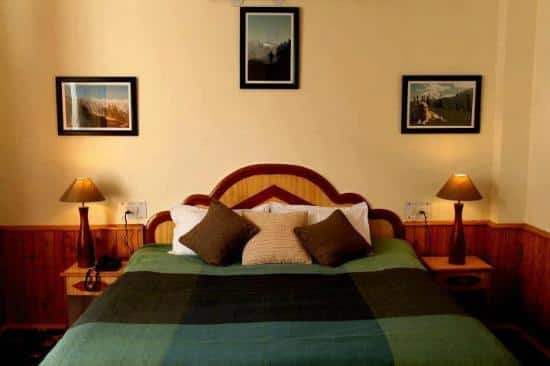 THE MANALI LODGE, Nasogi, THE MANALI LODGE