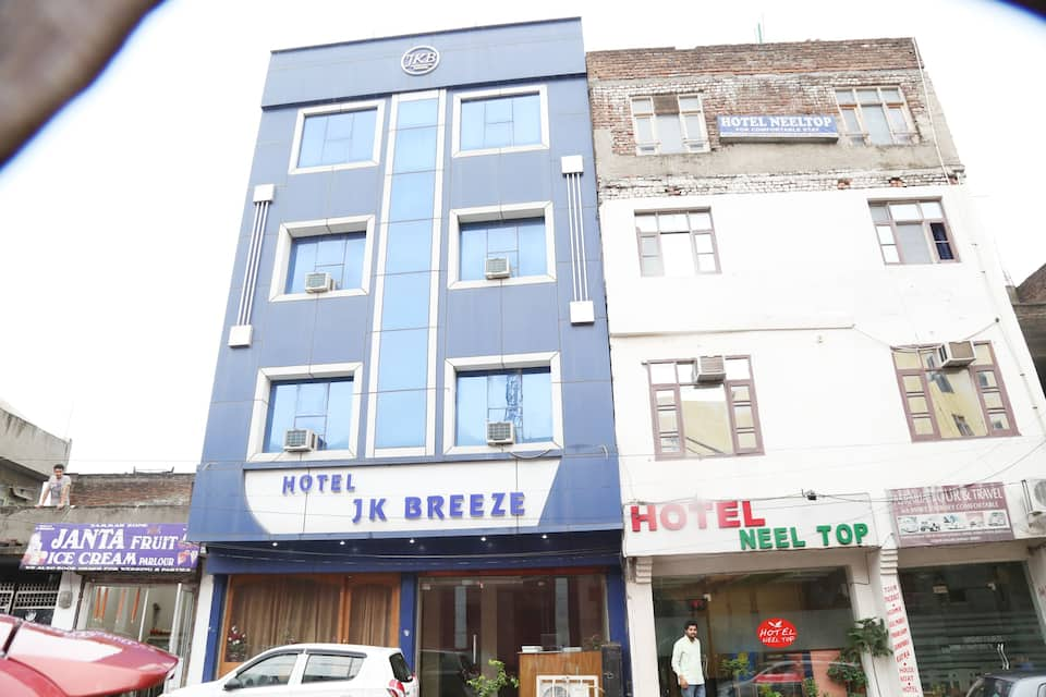 Hotel JK Breeze, Residency Road, Hotel JK Breeze