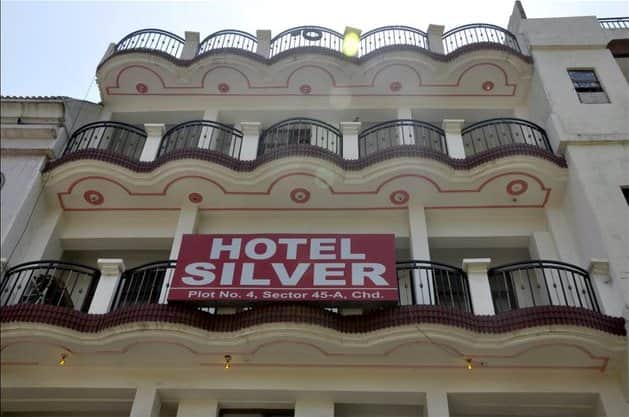Hotel Silver Bell, Sector 45 A, Hotel Silver Bell