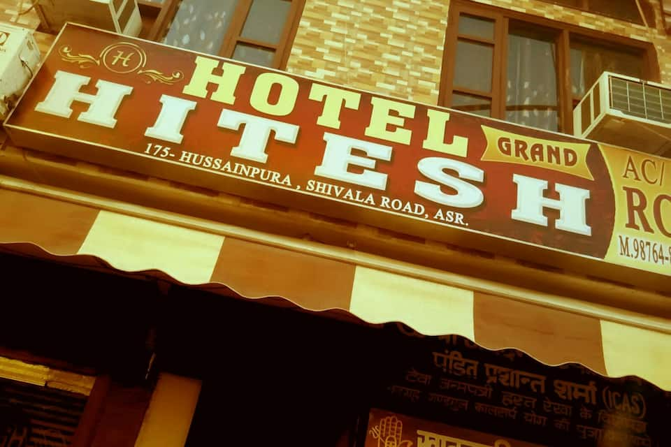 Hotel Grand Hitesh, Near Golden Temple, Hotel Grand Hitesh