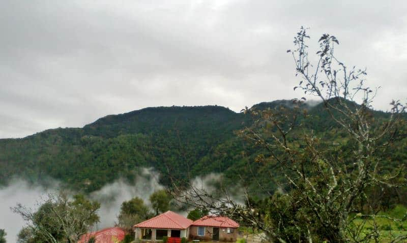 Dhanishta Lodge, Deorali, Dhanishta Lodge