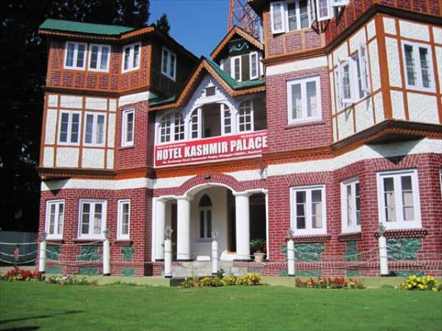Hotel Kashmir Palace, Exchange Road, Hotel Kashmir Palace