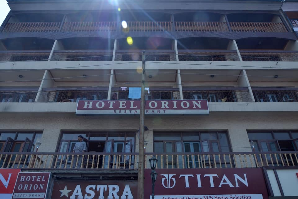 Hotel Orion, Lal Chowk, Hotel Orion