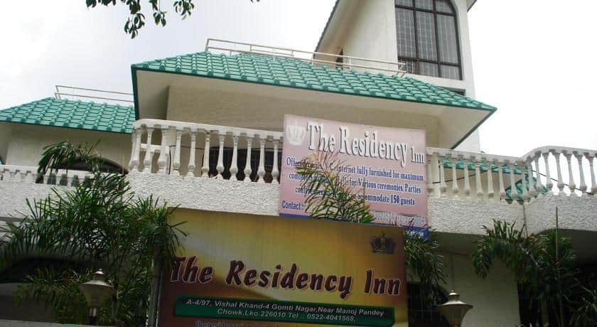 The Residency Inn, Vishal Khand, The Residency Inn
