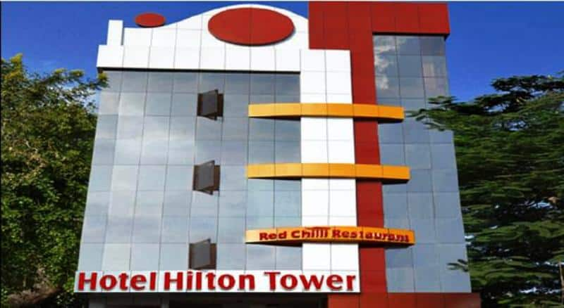 Hotel Hilton Tower, Freeganj, Hotel Hilton Tower
