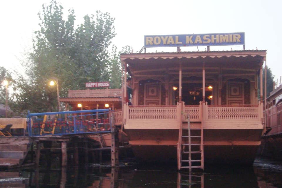 Happy Houseboat, Dal Lake, Happy Houseboat
