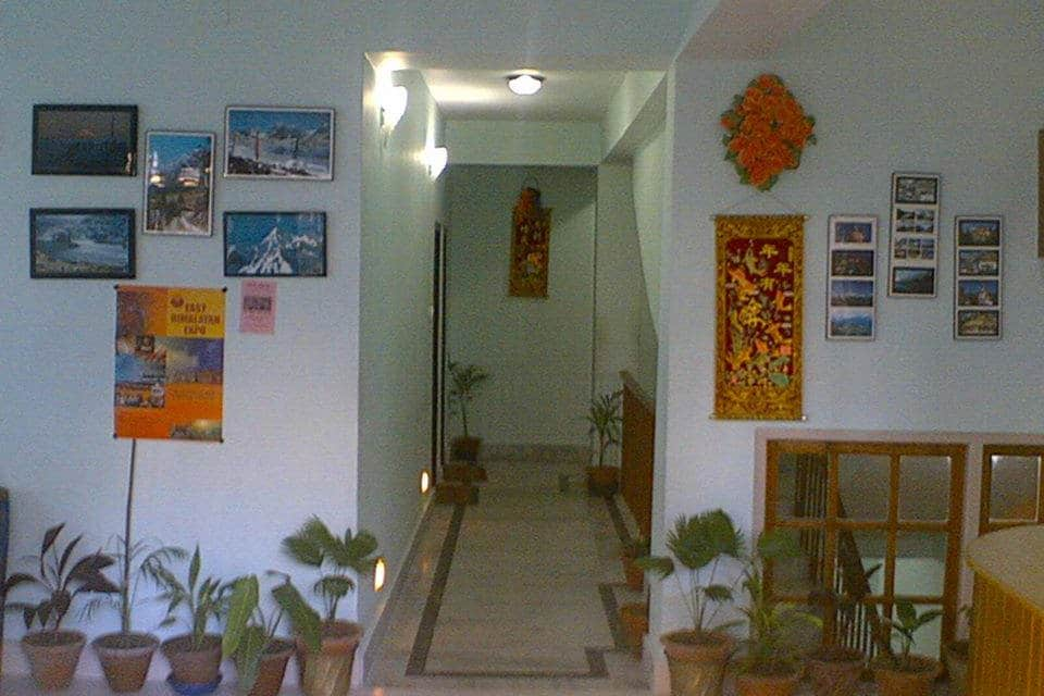 Hotel Disha, Church Road, Hotel Disha