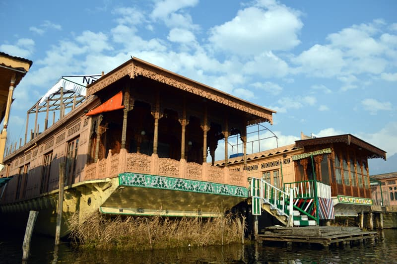 New Alzira Houseboat, Dal Lake, New Alzira Houseboat
