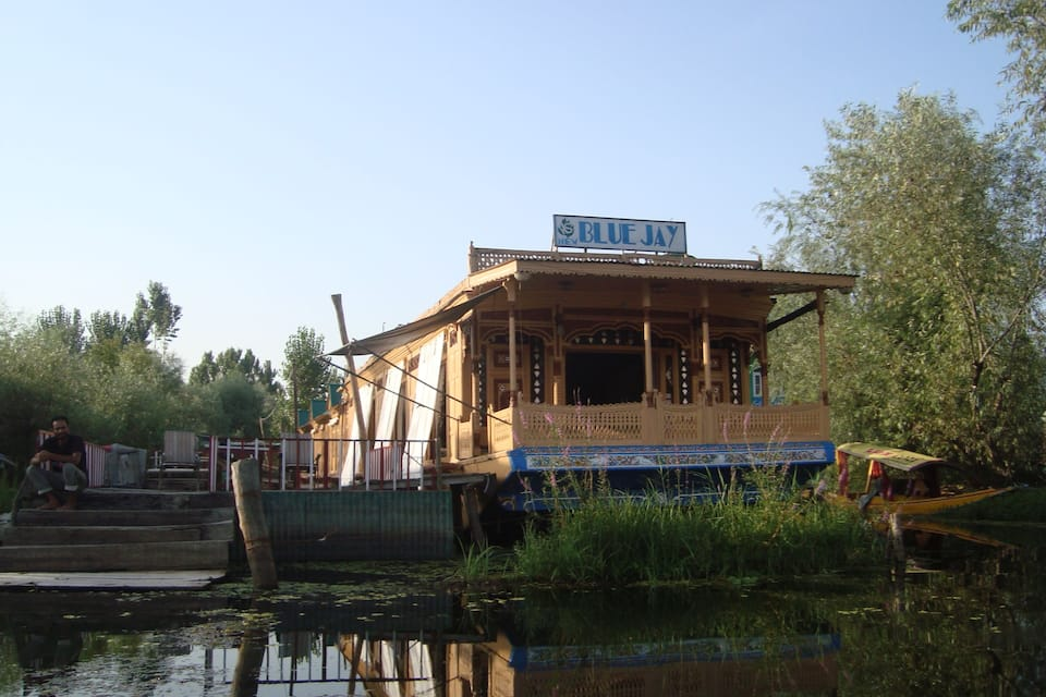 New Blue Jay Houseboat, Boulevard road, New Blue Jay Houseboat