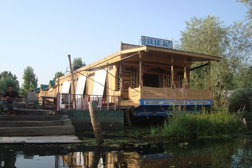 New Blue Jay Houseboat