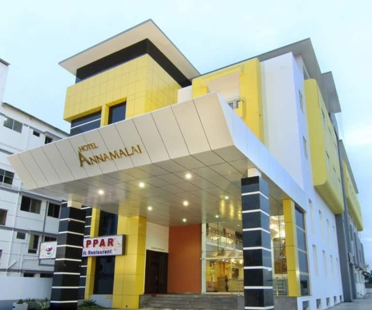 Hotel Annamalai International, Feet Road, Hotel Annamalai International