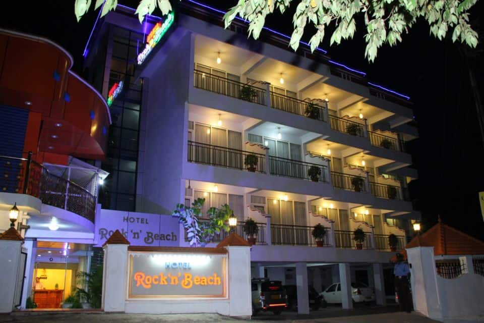 Hotel Rock and Beach, Beach Road, Hotel Rock and Beach