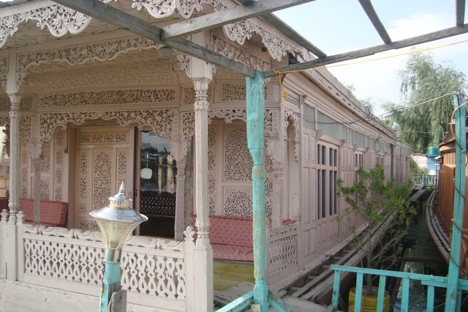 Martanda Houseboat, Dal Lake, Martanda Houseboat