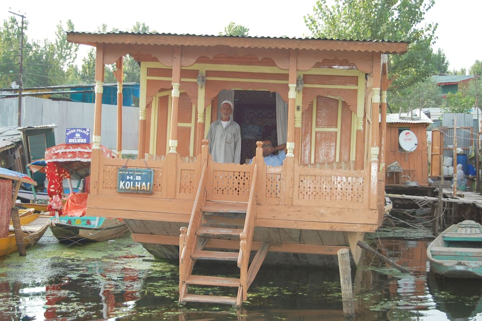 Kolhai Houseboat, Dal Lake, Kolhai Houseboat