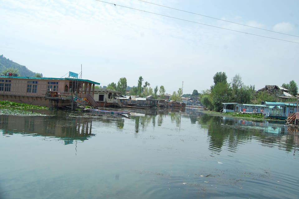 Pride of India Houseboat, Dal Lake, Pride of India Houseboat