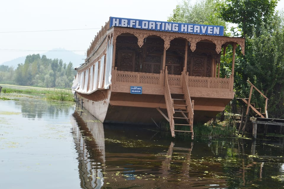 Floating Heaven Group of Houseboats, Nagin Lake, Floating Heaven Group of Houseboats