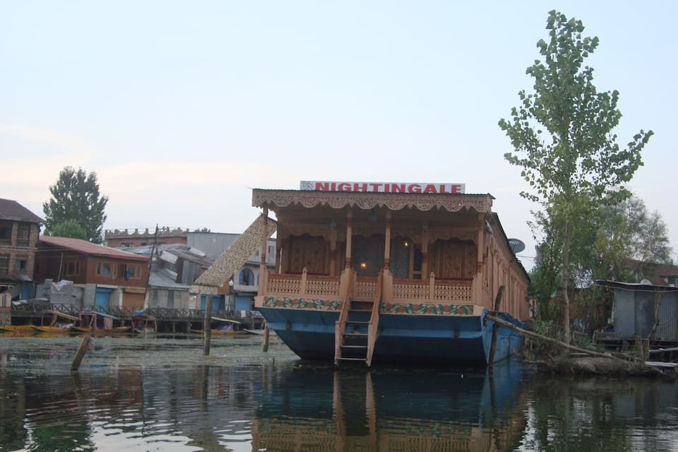 Nightingale Houseboat