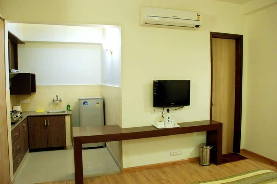 PK Serviced Apartments, Sector 50, TG Stays P.K. Serviced Residences