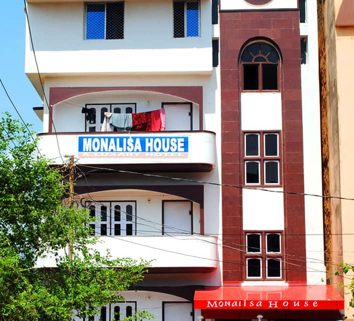 Monalisa House, New Marine Drive Road, Monalisa House