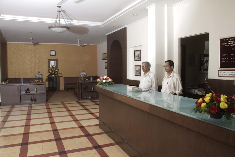 Sea Green Hotel, Marine Drive, Sea Green Hotel