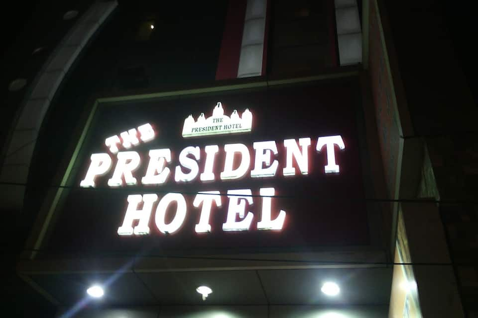 The President Hotel, , The President Hotel