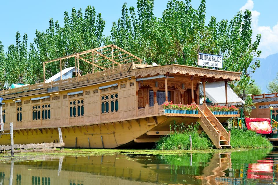 Cultural Palace Houseboat
