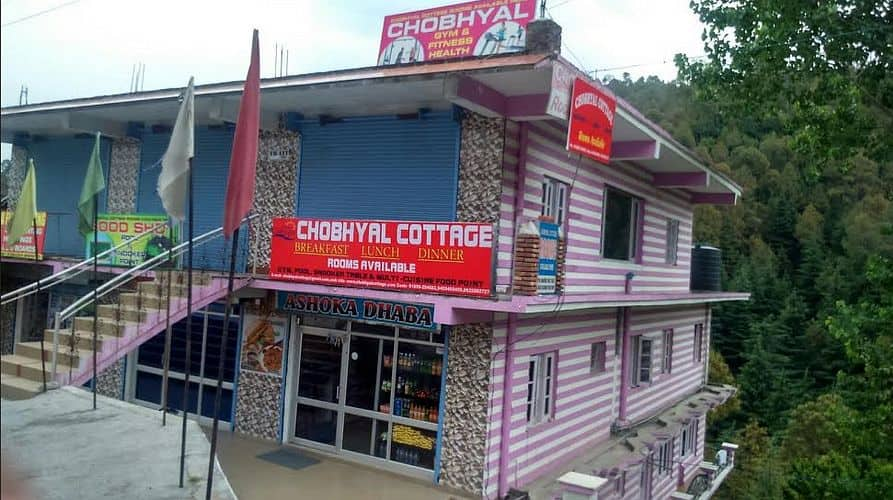 Chobhyal Cottage, none, Chobhyal Cottage