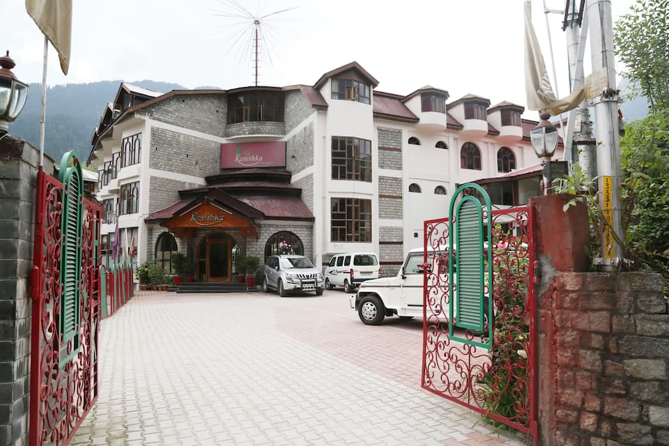 Hotel Kanishka, Circuit House Road, Hotel Kanishka