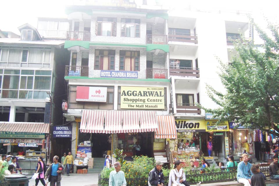 Hotel Chandra Bhaga, Mall Road, Hotel Chandra Bhaga