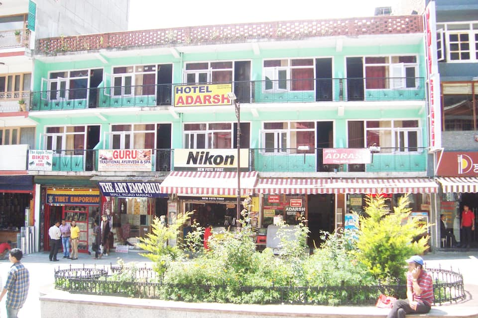 Hotel Adarsh, Mall Road, Hotel Adarsh
