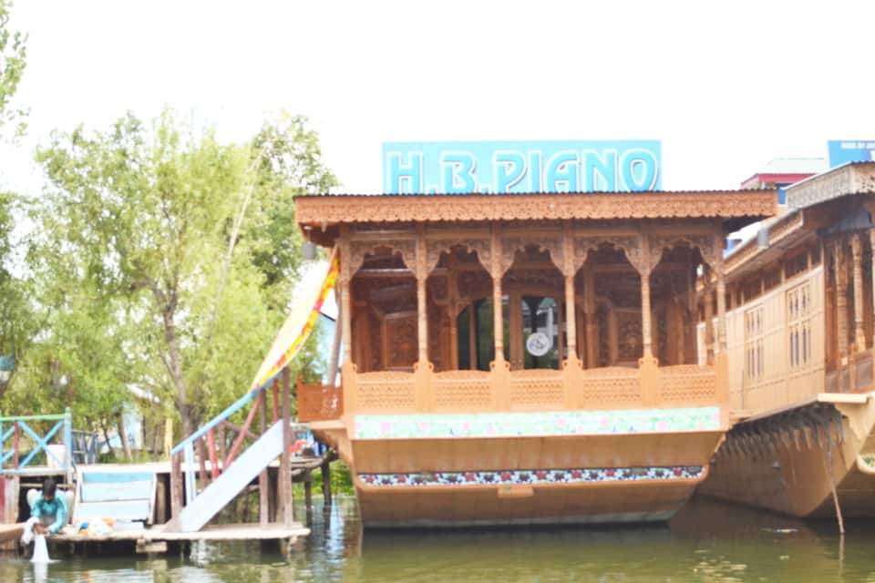 Piano Houseboat