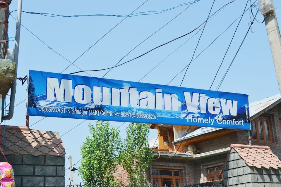 Mountain View, , Blue Mountain