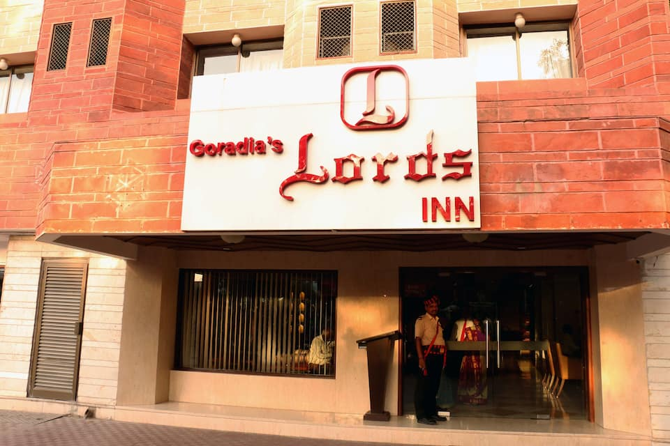 Goradia's Lords Inn, Pimpal Wadi Road, Goradia's Lords Inn
