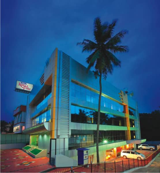 Hotel Royal Fort, Kottiyam, Hotel Royal Fort
