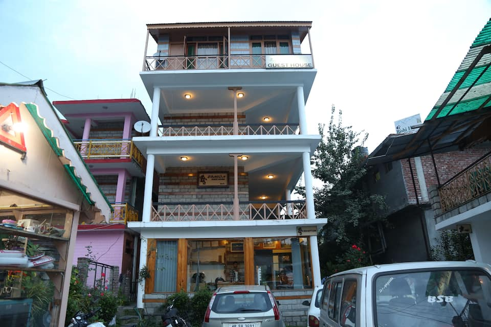 Dragon Guest House, Old Manali, Dragon Guest House