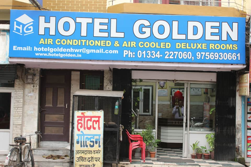 Hotel Golden, Kankhal Road, Hotel Golden
