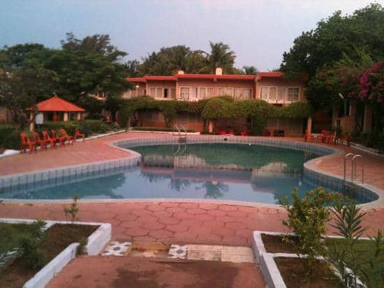 Golden Sun Hotel & Beach Resort Thiruvanmiyur