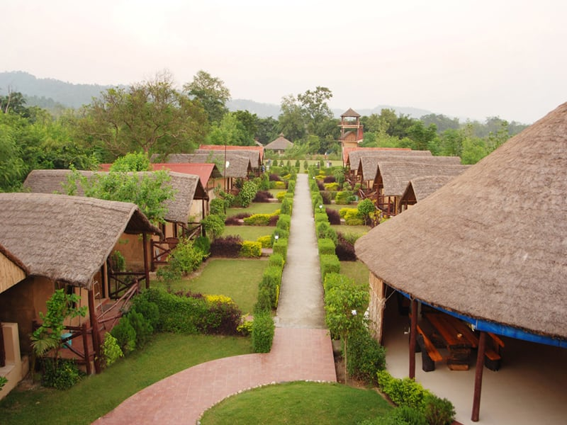The Corbett View Resort, Ramnagar, The Corbett View Resort
