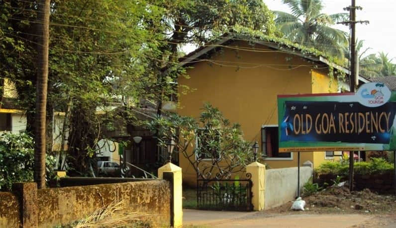 Old Goa Residency, none, Old Goa Residency