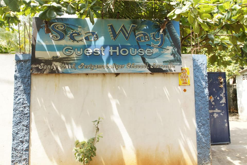 Sea Way Guest House, Auroville, Sea Way Guest House