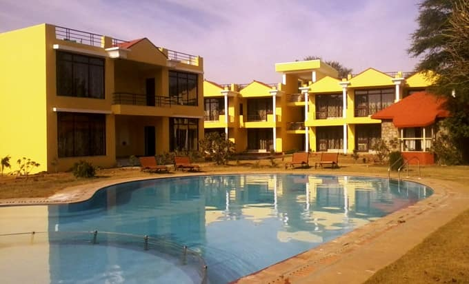 Sariska - Tiger Heaven A Sterling Holiday Resort