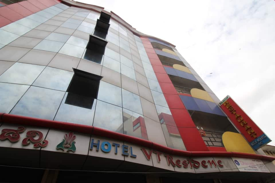 Hotel VT Residency, Double Road, Hotel VT Residency
