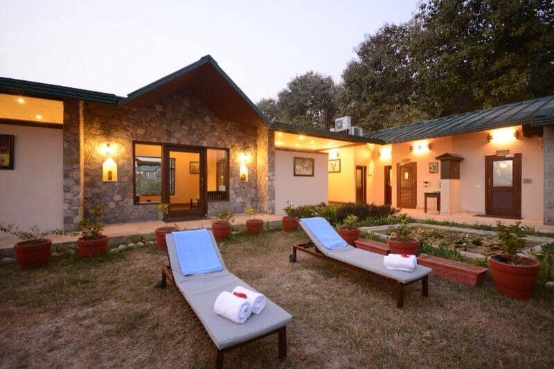 Aahana the Corbett Wilderness - an Eco Friendly Resort, Sawalbey, Aahana the Corbett Wilderness - an Eco Friendly Resort