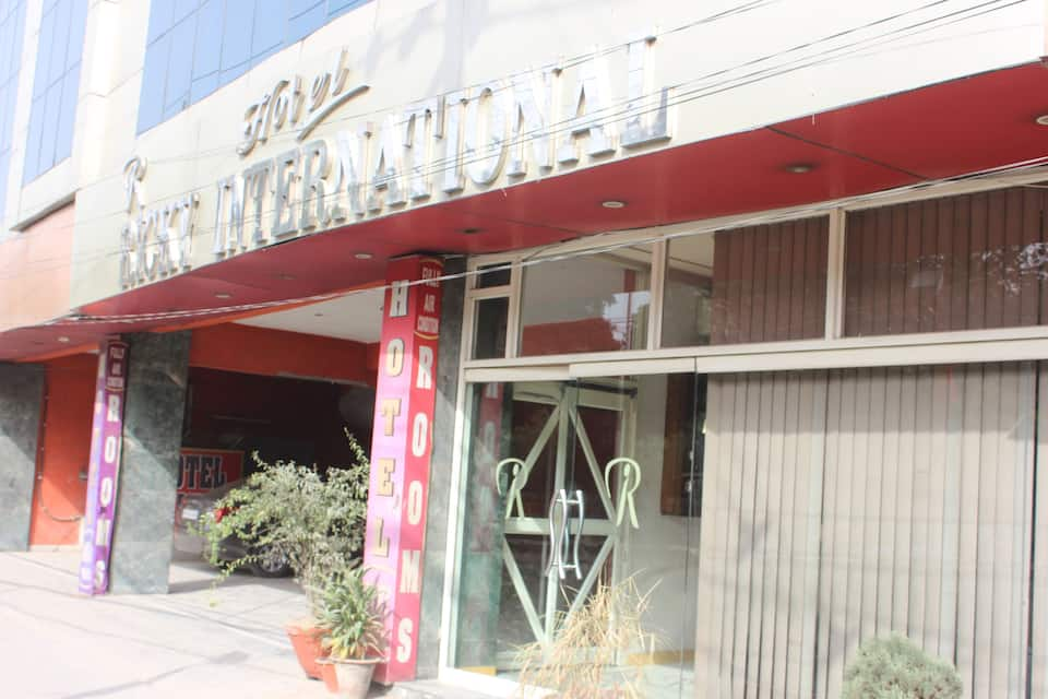 Hotel Ricky International, Hukam Singh Road, Hotel Ricky International