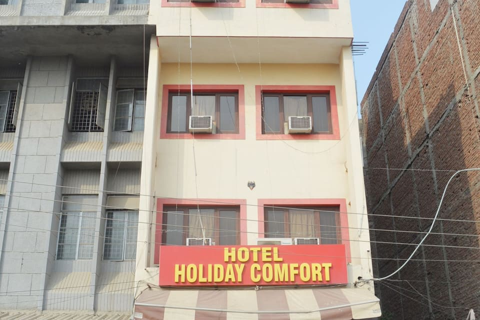 Hotel Holiday Comfort, Near Golden Temple, Hotel Holiday Comfort