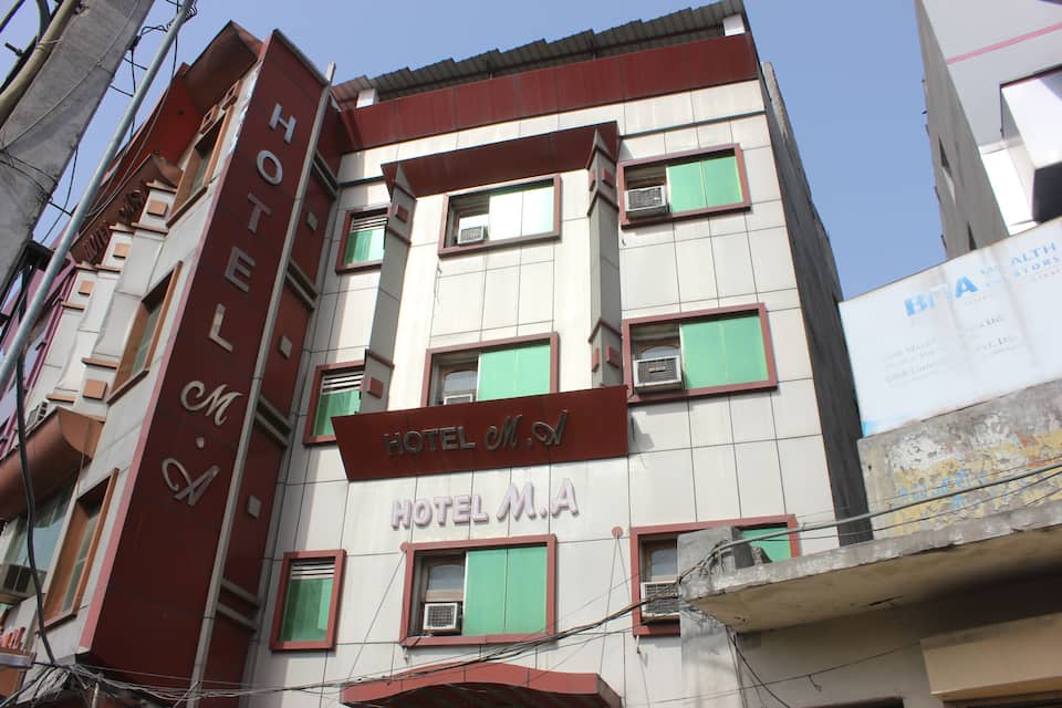 Hotel MA International, Near Golden Temple, Hotel MA International
