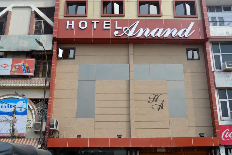 Hotel Anand